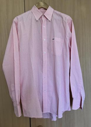 Рубашка lacoste оригинал