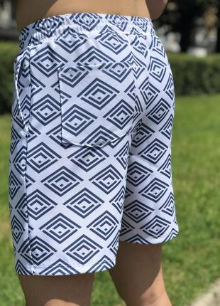 Мужские летние шорты {спандекс/коттон}6 фото