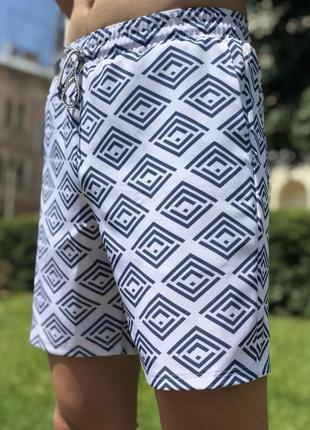 Мужские летние шорты {спандекс/коттон}8 фото