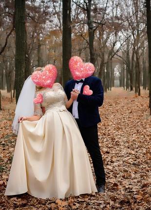 Свадебное платье nikole bride