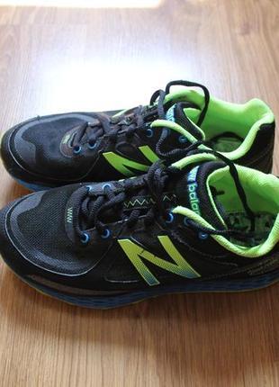 Прочные стильные унисекс кроссовки new balance hierro fresh foam