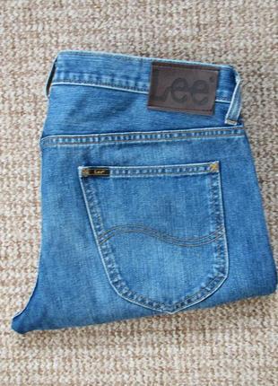 Lee daren джинсы оригинал (w34 l30) сост.идеал