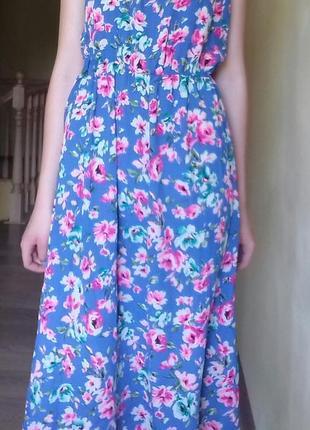 Платье в цветочек 👗new look👗