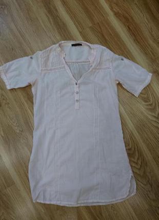 Туника блуза рубашка