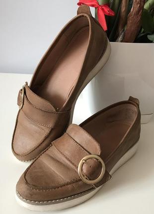 Сапоги next туфли кожаные очень м'ягкие удобные туфлі слипоны макасины сліпони макасіни