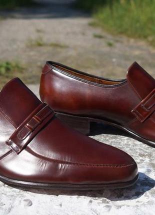 Чоловічі туфлі barker