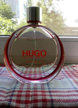 Парфюмированная вода hugo boss woman 75 мл оригинал