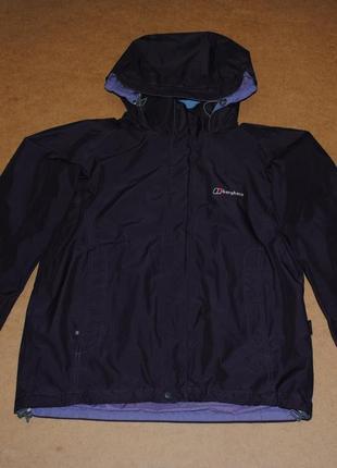 Berghaus куртка штормовка на мембране женская