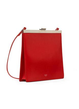 Винтаж англия винтажная маленькая сумка крокодил на ремешке в стиле celine9 фото