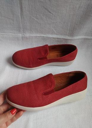 Fitflop оригинальные кожаные туфли 37, 5