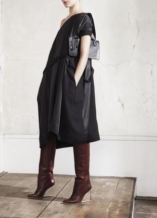 Maison margiella бренд платье шерсть новое