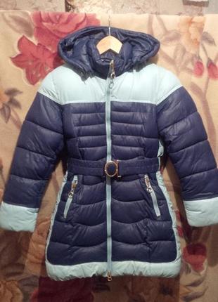 Шикарные зимнее пальто 'lia'