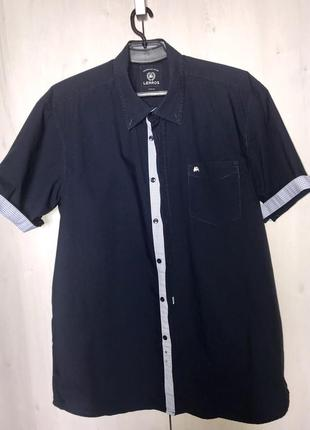 Рубашка lerros мужская, новая, размер xl