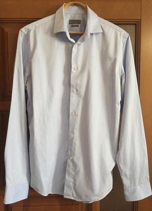 "Классная мужская рубашка ""zara ""."