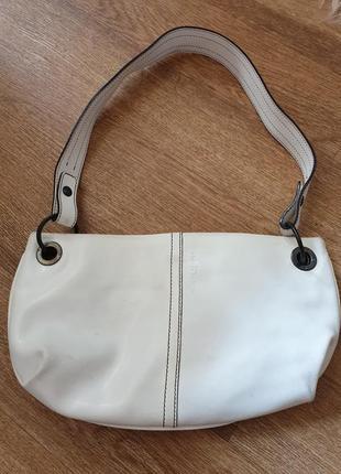 35ecf135f2ec Белые кожаные сумки, женские 2019 - купить недорого вещи в интернет ...