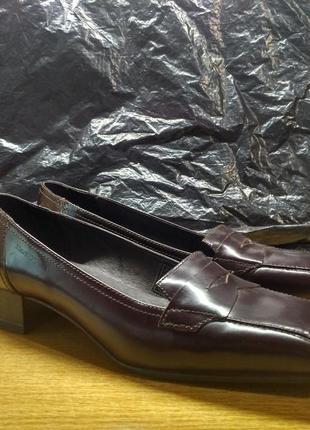 Очень модные и удобные туфли marc o'polo
