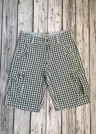 "Классные мужские шорты-карго ""bershka"" ."