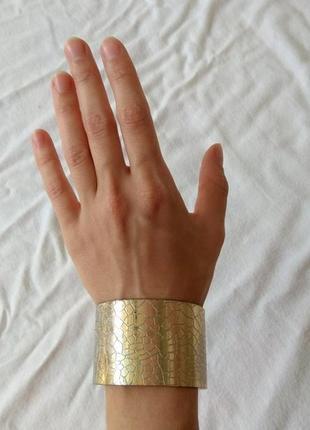 Регулирующийся браслет, универсальный размер, на руку, на плечо