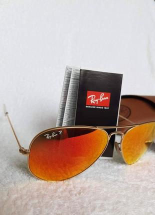 Ray-ban очки солнцезащитные