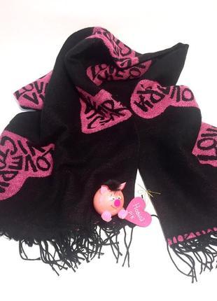 Плед одеяло покрывало victoria's secret pink виктория сикрет полотенце