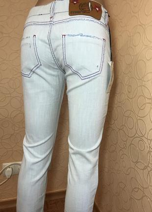 Летние джинсы met2 фото