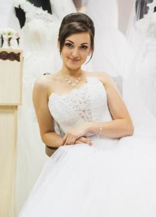 Свадебное платье anne-marie