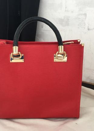 ed9d3ecfc634 Красные сумки женские 2019 - купить недорого вещи в интернет ...