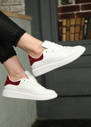 Стильные кроссовки ❤alexander mcqueen ❤