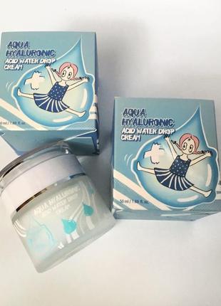 Elizavecca aqua hyaluronic acid корейская косметика крем для лица2 фото