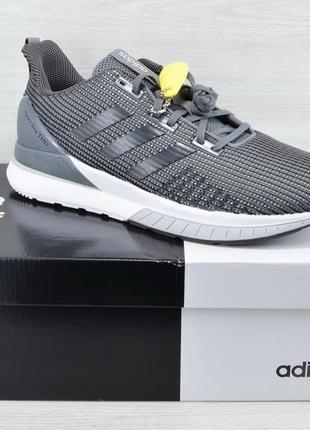 Шикарні сітчасті чоловічі кросівки для бігу adidas