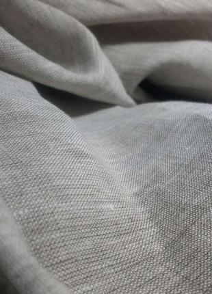 Небеленый натуральный лен 100 % - льняное постельное белье3 фото
