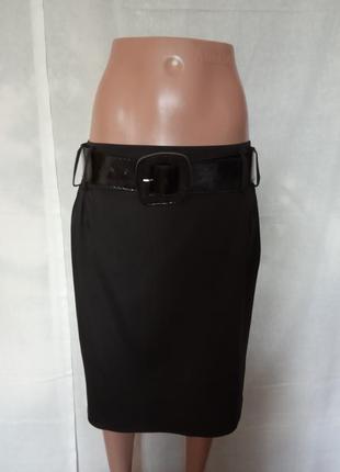 Юбка,юбочка,юбка карандаш,тяжёлый шелк,широкий ремень,турция.