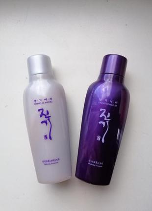 Набор шампунь и кондиционер для волос daeng gi meo ri vitalizing корейская косметика