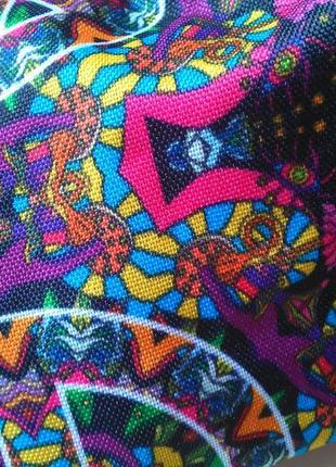 Новая модная бананка, барыжка, сумка на пояс, поясная сумка винтаж этно6 фото