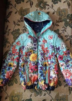 Куртка осінь/весна.