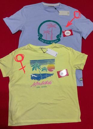 Парные футболки «он-она», mango