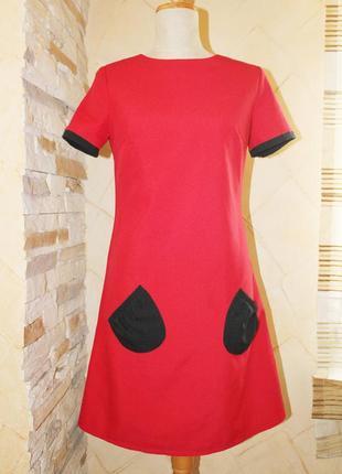 Платье laura bettini, р м 46 новое