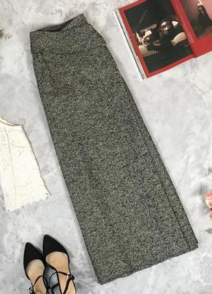 Идеальная юбка в пол премиум класса  ki1923107 oska