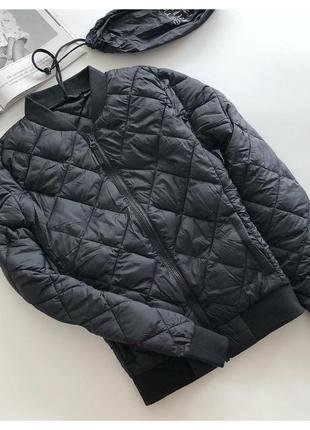 Новый легкий бомбер куртка esmara рр м-л