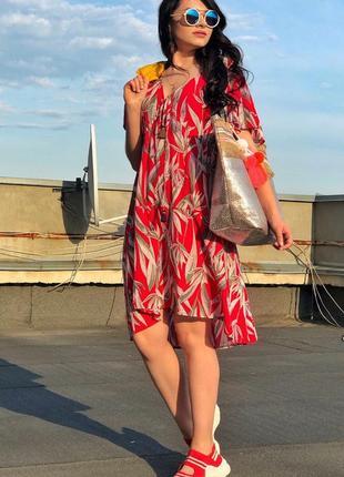 Платье wiya (италия) размер универсальный