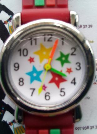 Детские часы звездочки ассортимент
