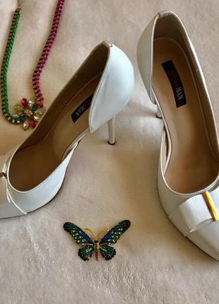 Sharman свадебные кожаные туфли