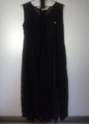 Прозрачное  натуральное платье с кружевом  от karen millen - ощутите свою власть)