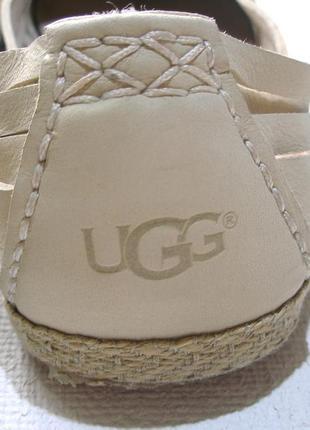 Ugg women's cicily балетки летние оригинал5 фото