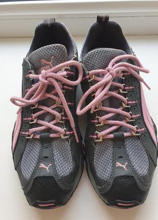 Puma кроссовки,куплены в сша