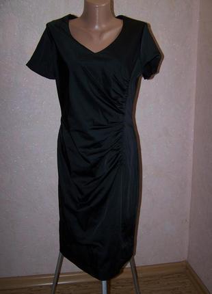 Платье дизайнерский крой vera mont пог-45см