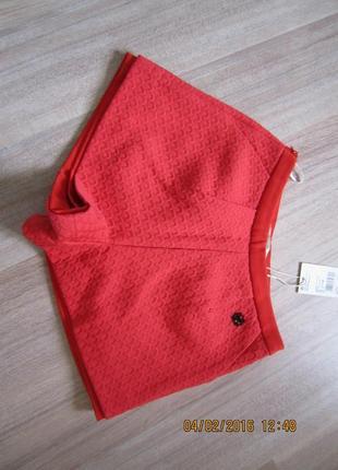 Нереально классные шорты из плотной жаккардовой ткани