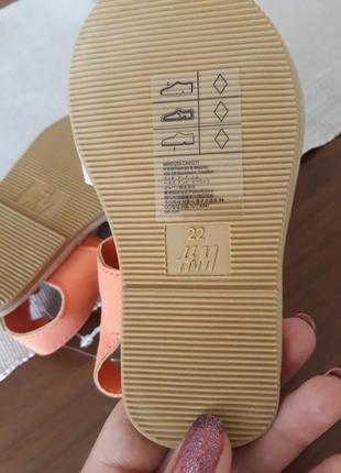 Крутые босоножки  h&m5 фото