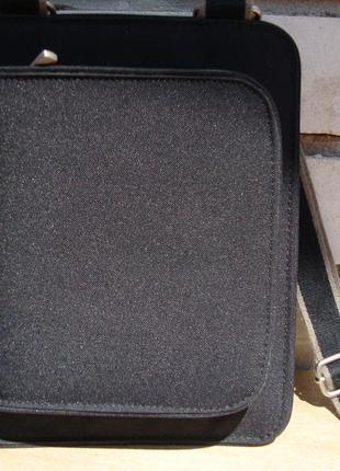 Фірмова багатофункціональна сумка кросбоді,сумка -гаманець lacoste. оригінал!!!!4 фото
