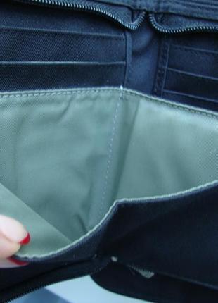 Фірмова багатофункціональна сумка кросбоді,сумка -гаманець lacoste. оригінал!!!!10 фото